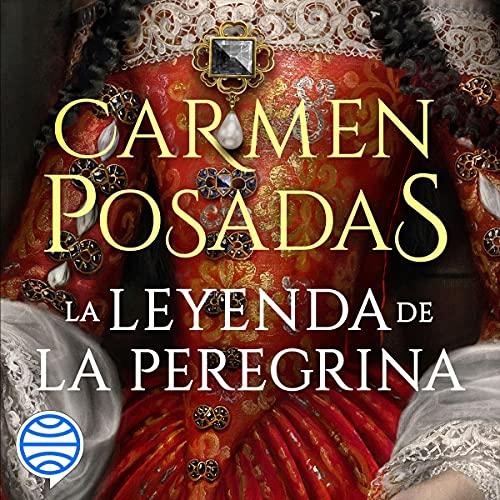 Diseño de la portada del título La leyenda de la Peregrina
