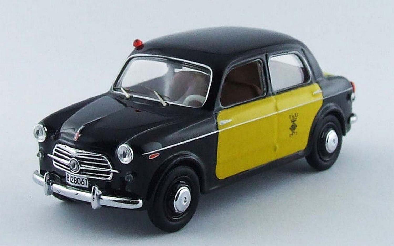 Rio RI4449 FIAT 100 Taxi BARCELLONA 1956 1 43 MODELLINO DIE CAST Model kompatibel mit