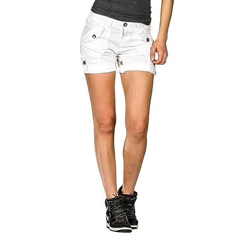 27b1b0e92eca5 Suko Women Cargo Shorts Adjustable length stretch poplin 2 to 22 PLUS SIZE