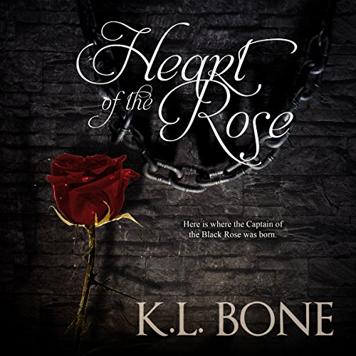 Heart of the Rose audiobook cover art