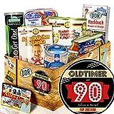 Oldtimer 90 - Ostpaket - Papa Geschenke zum 90 Geburtstag - Ostprodukte DDR