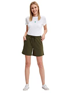 DeFacto Drawstring Elastic Waist Hot Sweat Shorts for Women