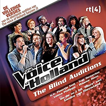 The Blind Auditions (Seizoen 3)
