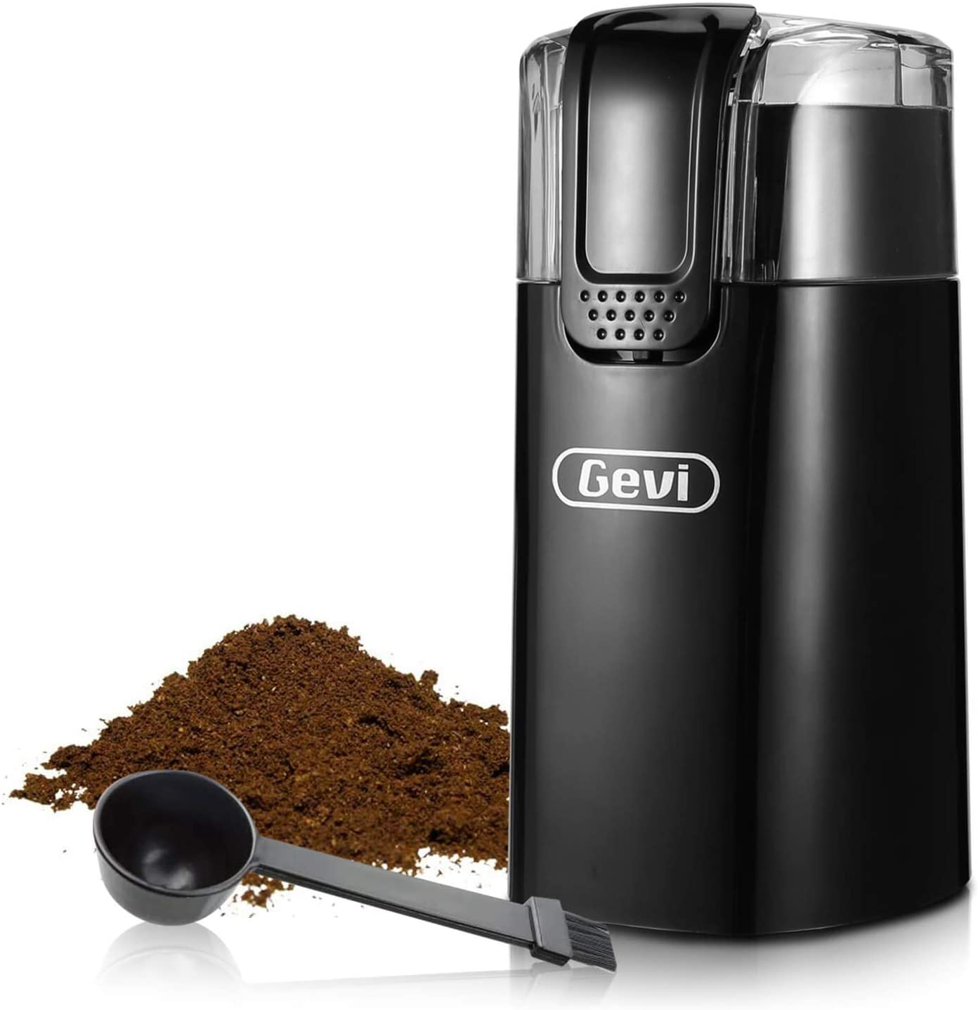 Columbus Mall Electric Coffee Grinder Fixed price for sale Stainless Blade Steel for