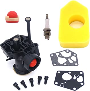 Atoparts New Carburetor with 698369 Air Filter for Briggs & Stratton 795477 795469 794147 699660 794161 498811