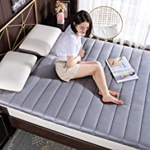 Floor Mattress, Foldable Sleeping Tatami Floor mat Japanese Futon Mattress Roll Up Camping Mattress for Living Room Dormit...