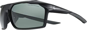 Nike Traverse Polarized Men's Matte Black Sunglasses