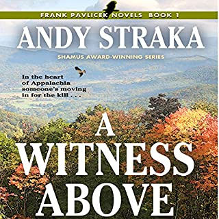 A Witness Above cover art
