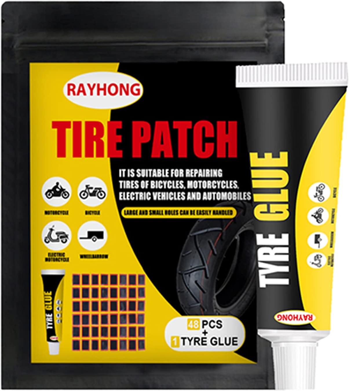 Hinbest Bike Inner Choice Tire Patch Kit Repairing Repair Stickers Selling and selling