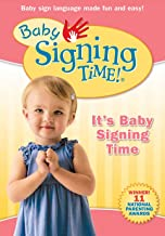 Baby Signing Time Volume 1: It's Baby Signing Time