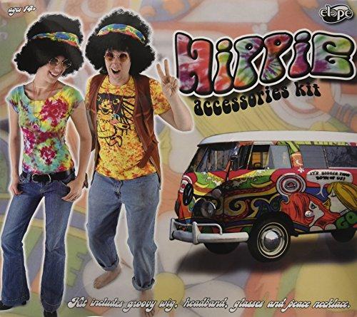 Elope - X1015 - Déguisement - Costume - Panoplie Costume - Hippie