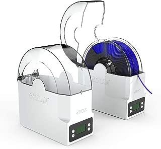 Farsler eBox 3D Printer Filament Storage Box,Filament Storage Holder, Spool Holder, Keeping Filaments Dry Measuring Filament Weight During The Printing
