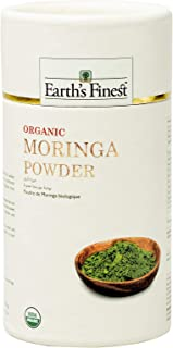 Earth's Finest Moringa Powder Tea Canister - 113 gms