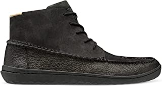 Vivobarefoot Gobi Mocc, Mens Leather Moccasin, with Barefoot Sole