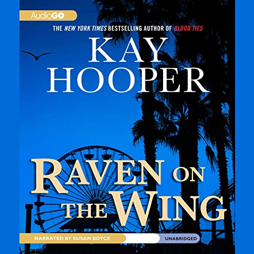 Raven on the Wing audiobook cover art