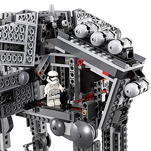 First Order Heavy Assault Walker Marcheur LEGO Star Wars 75189 (1376 pièces) - 5