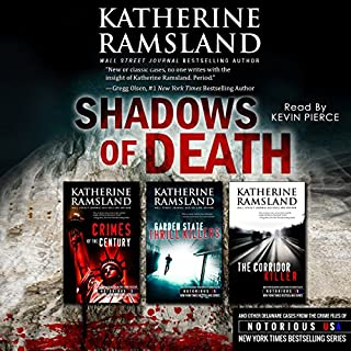 Shadows of Death audiobook cover art
