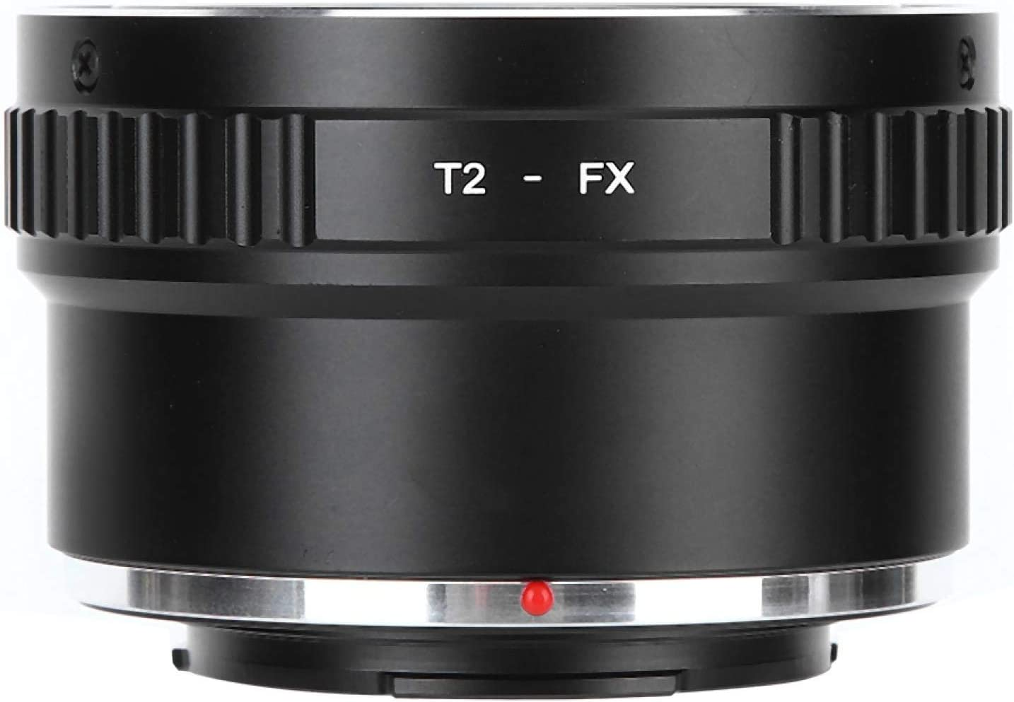 DDGD Fikaz T2‑FX Aluminium Minneapolis Mall Alloy Lens NEW before selling Adapter T2 for Ring M