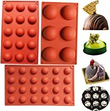 Best round chocolate mould Reviews