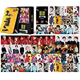 NCT127 Lomo Card 54Pcs NCT127 NEO ZONE Cards Postcards photo cards NCT#127 Card