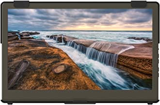 GeChic 1305H 13.3 inch FHD 1080p Portable Monitor with HDMI, Ultra Slim, Light Weight, Horizontal & Vertical Display Connect, Audio Jack
