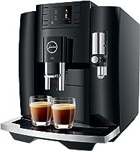 Jura E8-2021 Model Bean-To-Cup Fully-Automatic Coffee Machine (Black)