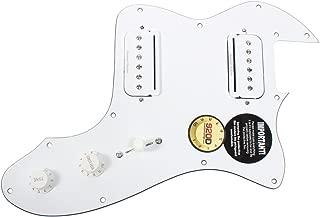 920D Fender Classic Series '72 Telecaster Tele Thinline Duncan P-Rails White