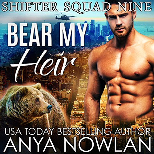 Bear My Heir audiobook cover art