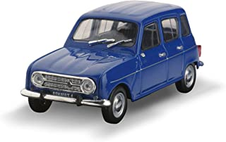 Renault Norev 4L 1968 – 4 Puertas – 1/43 – Azul