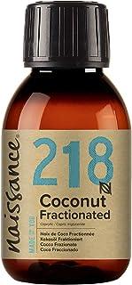 Naissance Gefractioneerde kokosnoot (nr. 218) 100ml - Puur, Natuurlijk, Wreedheidvrij, Vegan