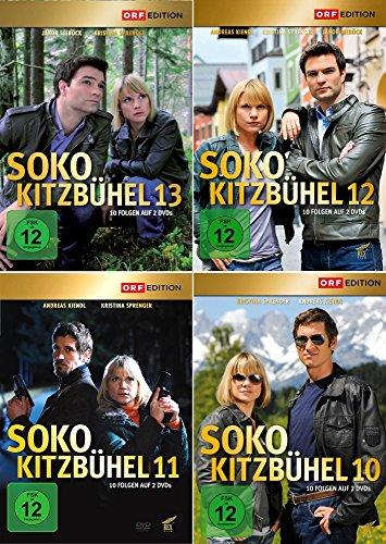 SOKO Kitzbühel - Box 10-13 (8 DVDs)