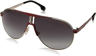 CARRERA Men's Sunglasses Aviator Carrera 1005/S Red Gold R