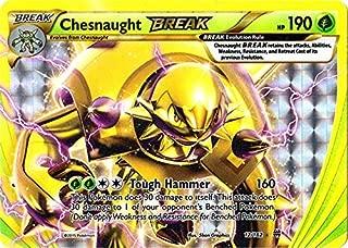 Best pokemon card chesnaught break Reviews