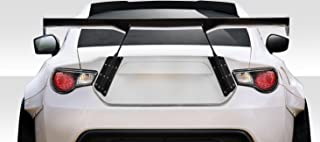 Brightt Duraflex ED-SVW-563 GT500 Wing Trunk Lid Spoiler - 1 Piece Body Kit - Compatible With FRS 2013-2018