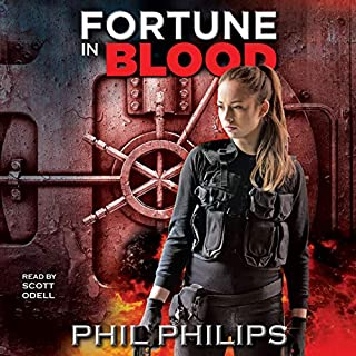 Fortune in Blood     A Los Angeles Crime Heist Mystery Thriller Novel              By:                                                                                                                                 Phil Philips                               Narrated by:                                                                                                                                 Scott ODell                      Length: 10 hrs and 10 mins     2 ratings     Overall 2.5