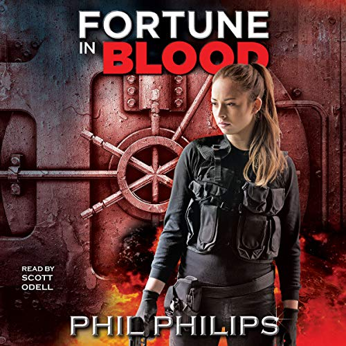 Couverture de Fortune in Blood