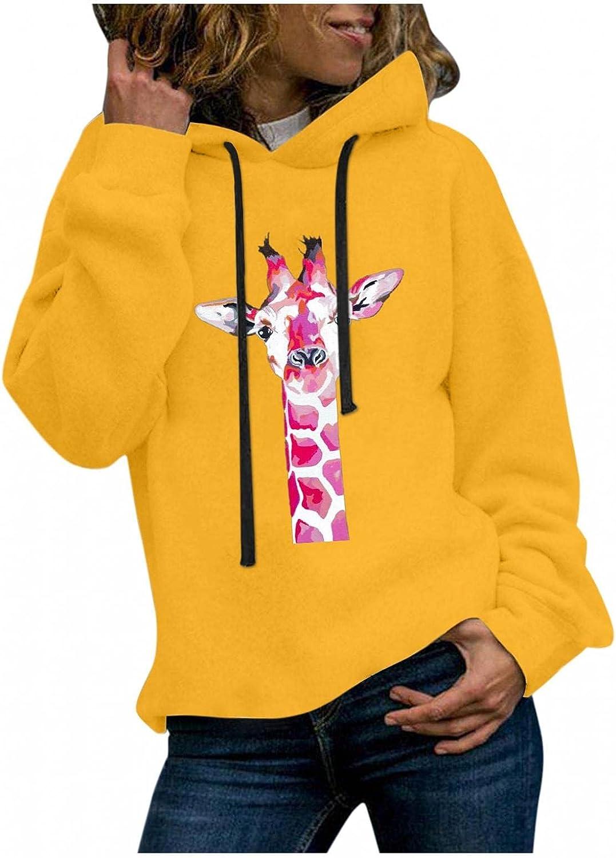 Masbird Hoodies for Women, Womens Fashion Hoodies & Sweatshirts Long Sleeve Cute Fall Hoodies Girls Graphic Hoodies