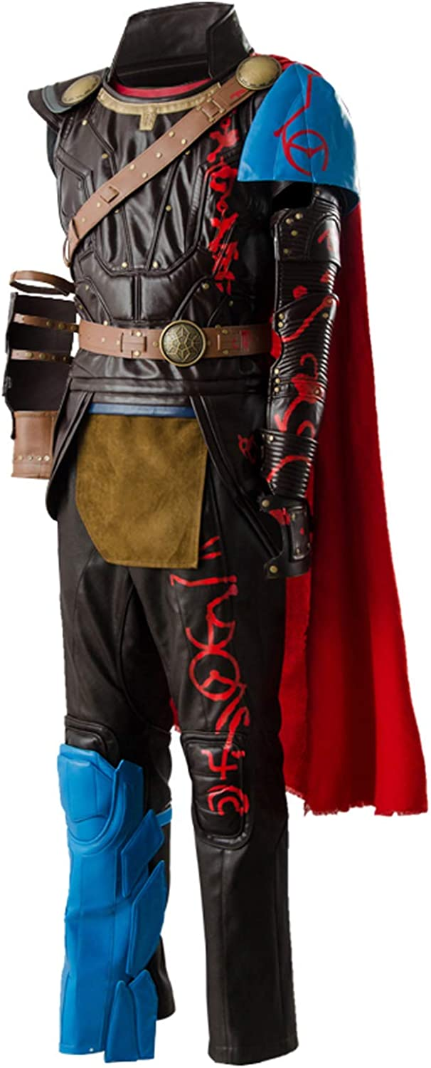 Wecos Men's Costume Halloween Arena Battle Warrior Ranking TOP15 Outfit Suit Max 81% OFF