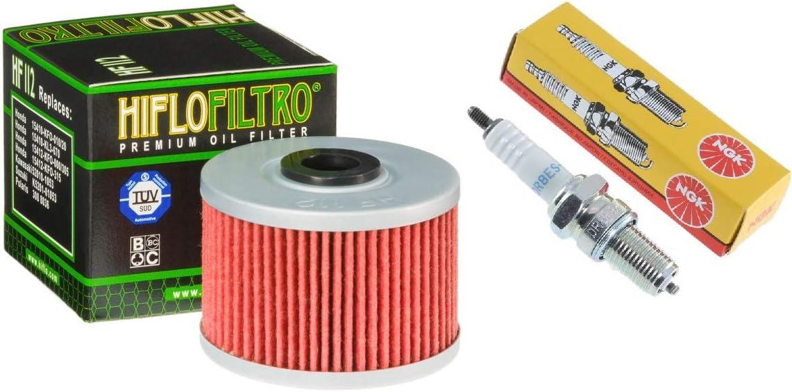 Oil Filter Spark Fashion Plug Tune Up Kit TRX ATC 300 Honda for Foreman Recommendation