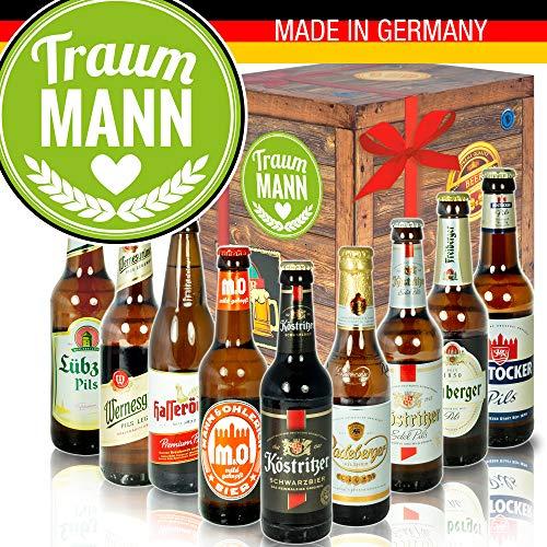 Traummann - Biere aus Ostdeutschland - Traummann Geschenk