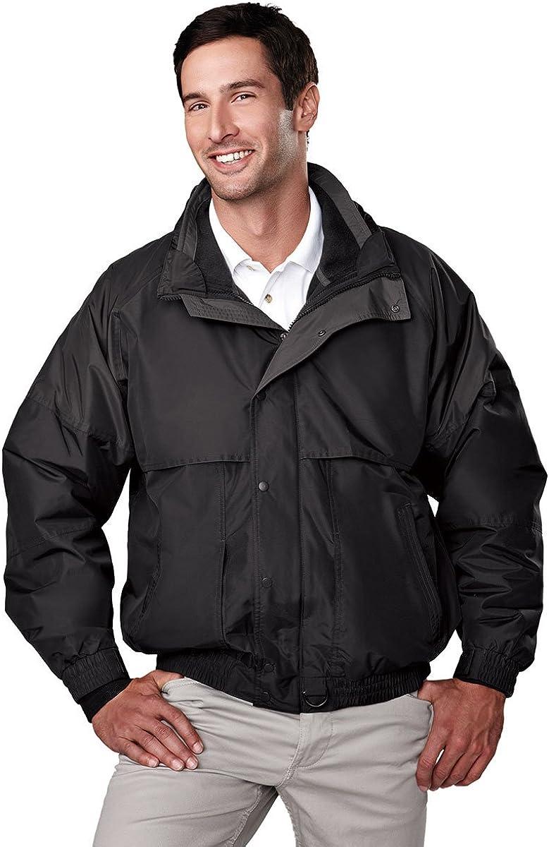 Tri-Mountain 3-in-1 System Jacket w/Concealable Hood. 7800 Dakota