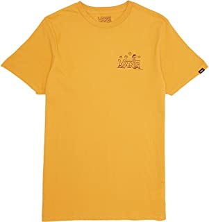 Vans CLASSIC SNOOPY Mens Shirt - Mineral Yellow