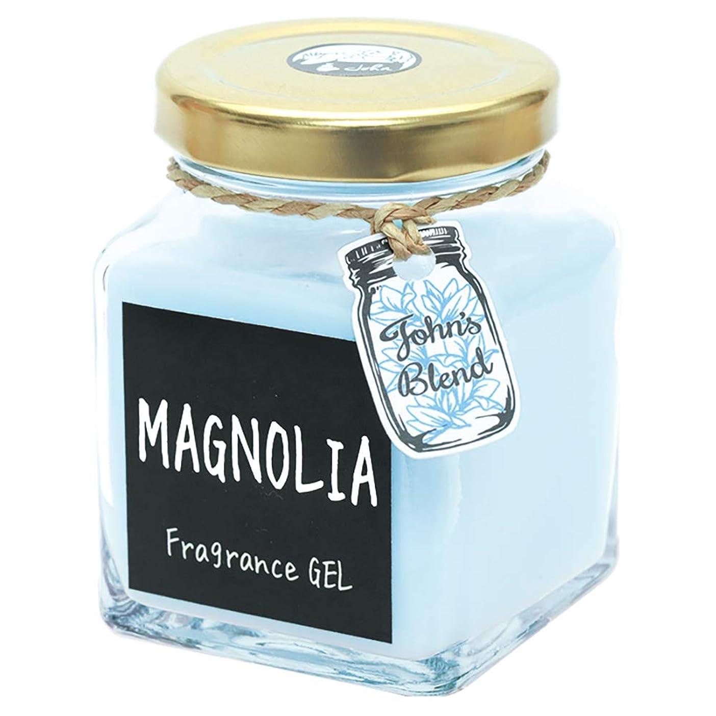 特定のグラマー高層ビルノルコーポレーション John's Blend ルームフレグランス フレグランスジェル OA-JON-4-7 マグノリアの香り 135g