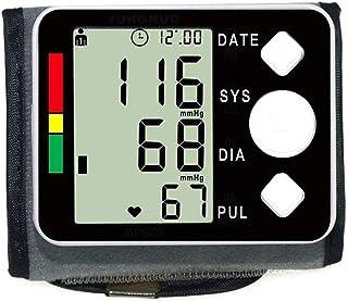 GUOJIN Tensiómetro De Brazo, Detección del Pulso Arrítmico, Tecnología Intellisense para Dar Lecturas De Presión Arterial Rápidas, Cómodas Y Precisas para Monitoreo De La Salud