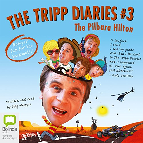 『The Tripp Diaries No.3』のカバーアート
