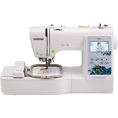 Brother PE535 Embroidery Machine 4x4-inch Hoop Touchscreen Deals