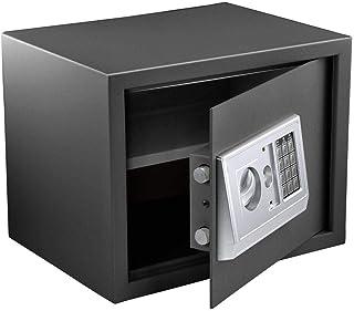 Digital safe box size 38 cm black color