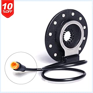Greenergia Bike Power Pedal Assist Sensor Cycling Accessories Bicycle Parts Bicycle PAS Electric Bicycle Pedal E-Bike PAS System Assistant Sensor Speed Sensor