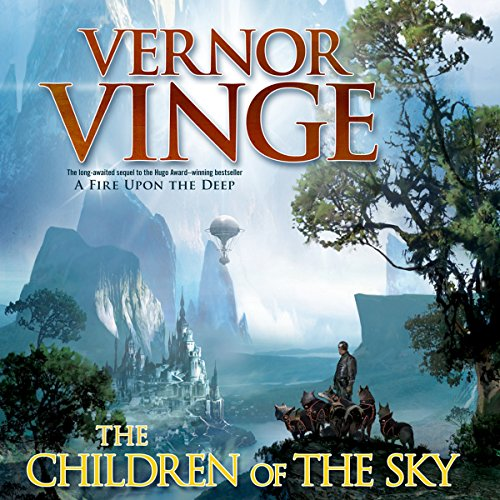 The Children of the Sky cover art