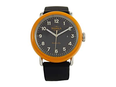 Shinola Detroit Detrola The Number Two 20161966 (Black) Watches